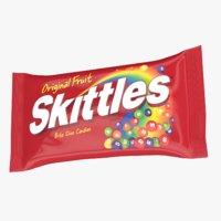 Skittles Package