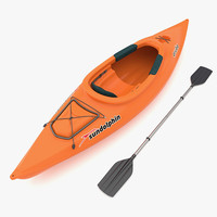 3d boat sport paddle