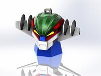 3d jeeg robot model