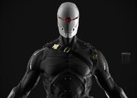 fbx ninja character