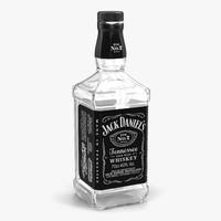 jack daniels bottle max