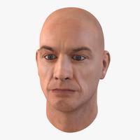 male head 5 c4d