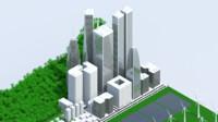 Small City Construction Kit