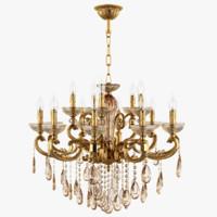 3d chandelier 727152 md6685 10 model