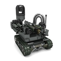 3d model maars vehicle robotic