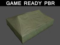 tent medium 01 3d model