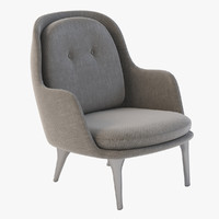 Fri Chair by Fritz Hansen