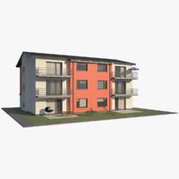 max modern apartment house