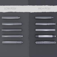Silencer Pack(LP & HP)