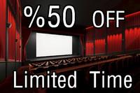 - auditorium stage theater 3d max