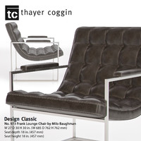 design classic frank lounge chair max