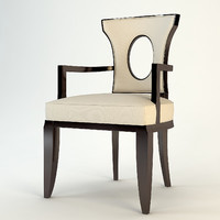 Barbara Barry Graceful Armchair