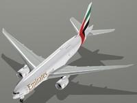 boeing emirates skycargo 777 3ds
