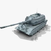3d model koalitsiya sv armata