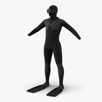 dive wetsuit max