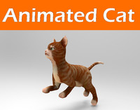 3ds cat animation