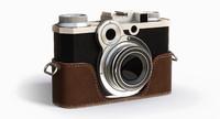 vintage photo camera obj