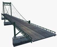 Bridge Lowpoly