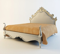 3d bed angelo cappellini model