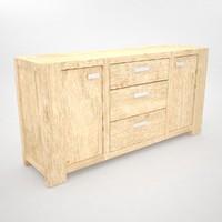 max corsica furniture - sideboard