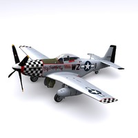 P-51D Mustang - Big Beautiful Doll
