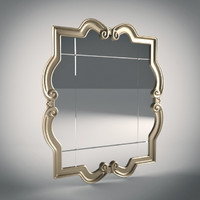 3d model mirror classic
