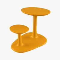 alfie funghi stool max