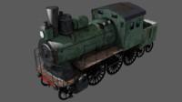 train 3d 3ds