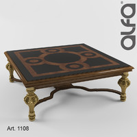 coffee table 1108 3d obj