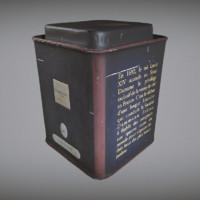 polys pbr v-ray 3d model