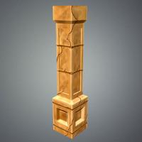 stylize pillar sand max free