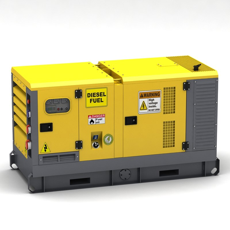 Power Generator 3d 3ds
