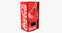 3d cola vending machine