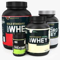 3d optimum nutrition supplements