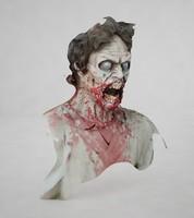 3d model zombie corpse