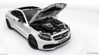 Mercedes-Benz C63 AMG Coupe 2016