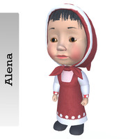Alena Girl