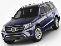 3ds mercedes gl 2017