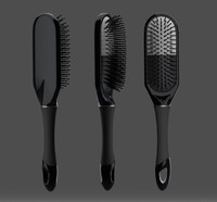 hair brush 3d obj