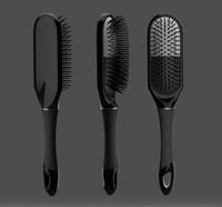 hair brush 3d obj