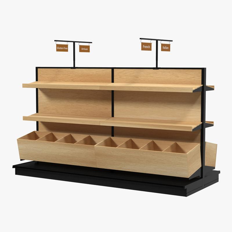 3d model of Bakery Display Shelves 01.jpg