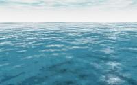 3d model sea