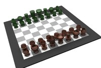 alco chess 3d model