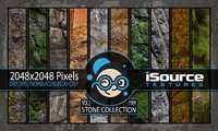 Stone Collection - Vol2 (PBR Textures)