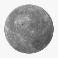 3d mercury