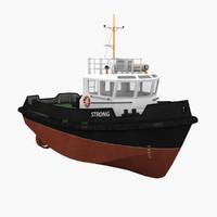 tug boat x