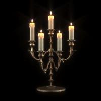 candles candlestick obj