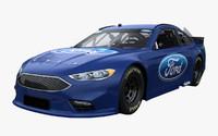 Nascar Ford fusion 2016