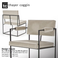 design classic 1188 dining chair 3d max