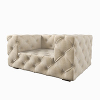 Restoration Hardware /Soho Upholstered Chair